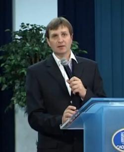 Пастор Владимир Седнев